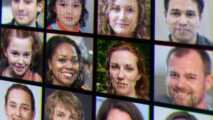 Gesichter Im Internet Suchen